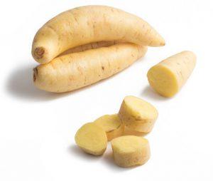 Mandioquinha, batata-baroa